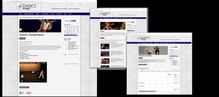 Dance Place website