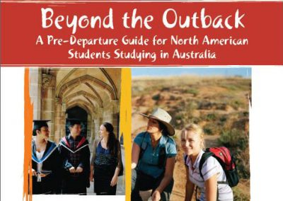 Embassy of Australia, Australian Education International Predeparture Guide
