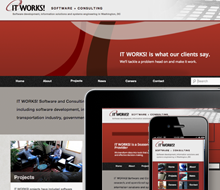 ITWORKS! Website Design