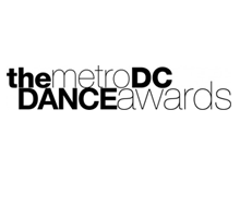 Metro DC Dance Awards Logo